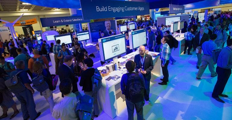 the best salesforce developers on cloud expo