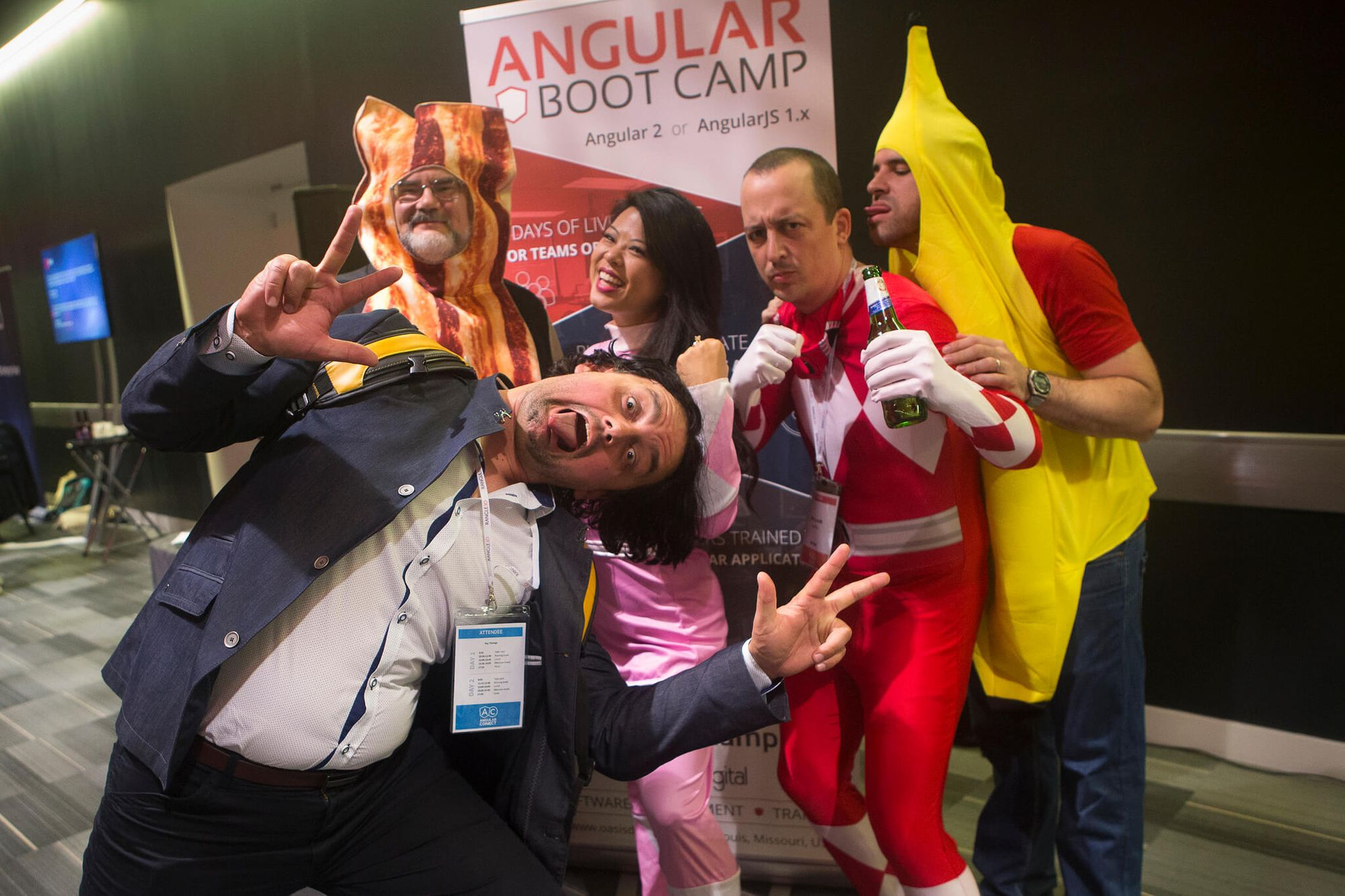 Angular 2 programmers