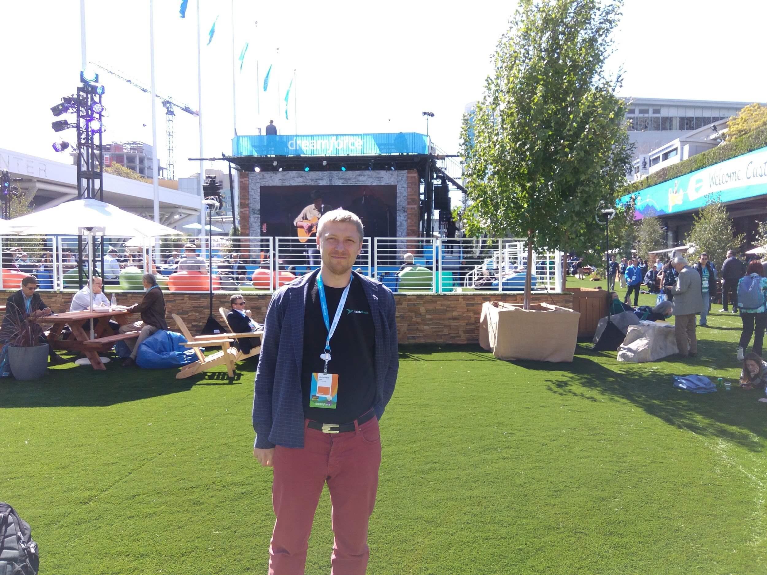 Salesforce development conference