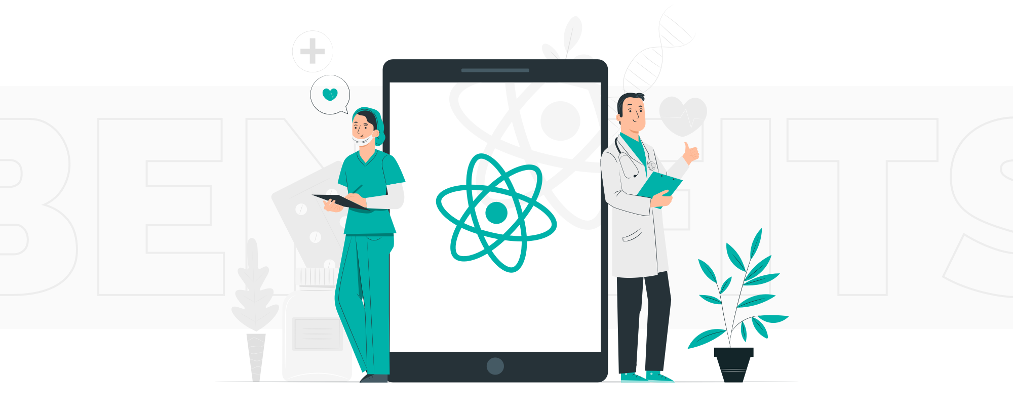 Benefits of React Native for Health Apps Development | Techmagic.co