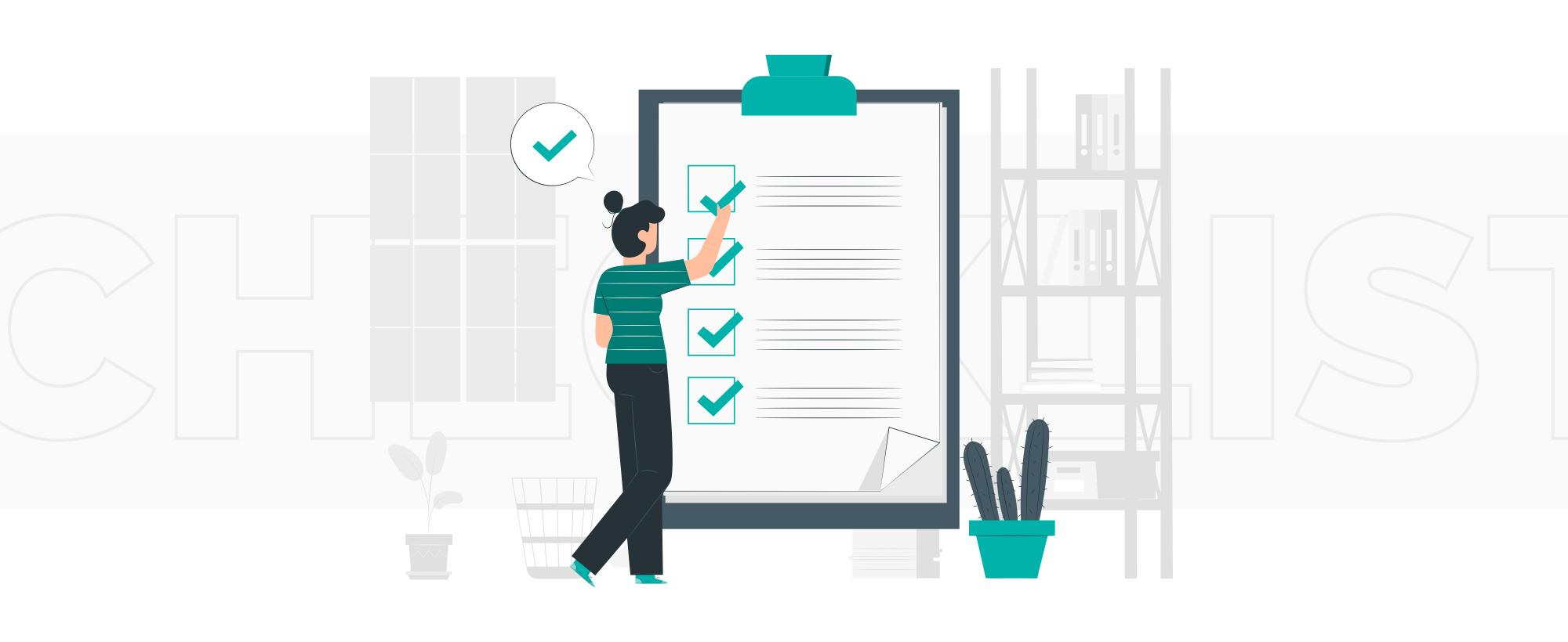 Software Audit Checklist   TechMagic.co