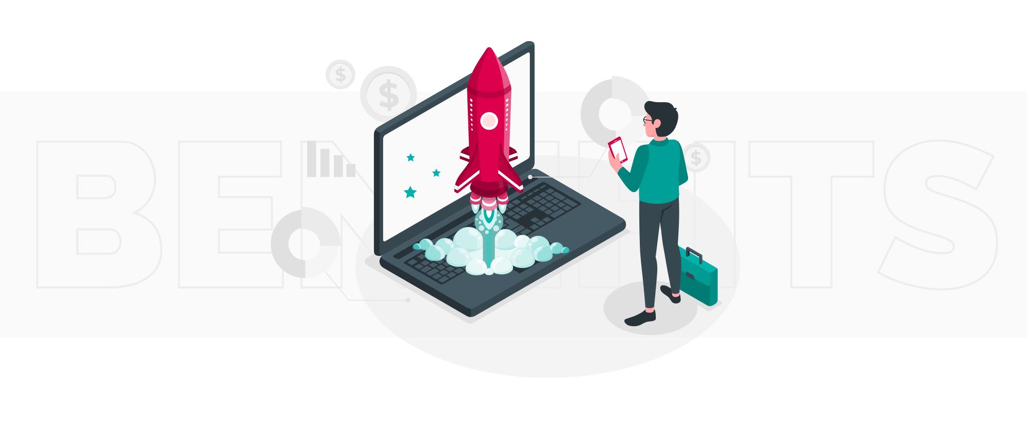 Benefits of Custom HR Management Software | TechMagic.co
