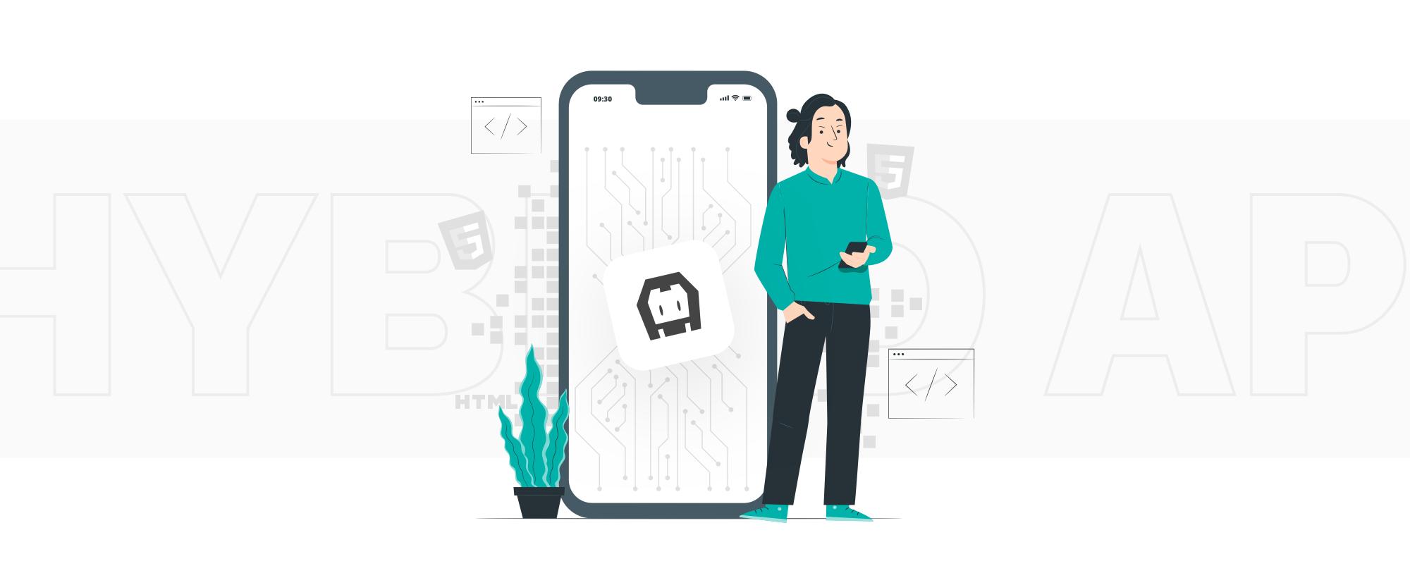 Hybrid apps   TechMagic.co