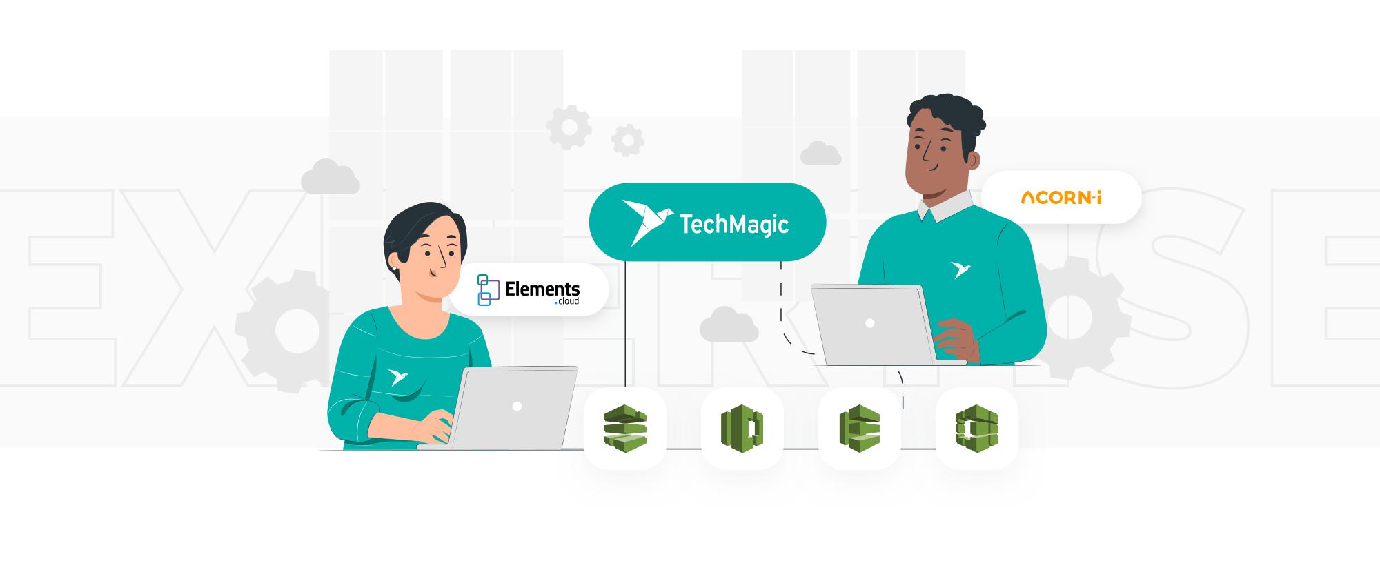 AWS devops expertise at TechMagic