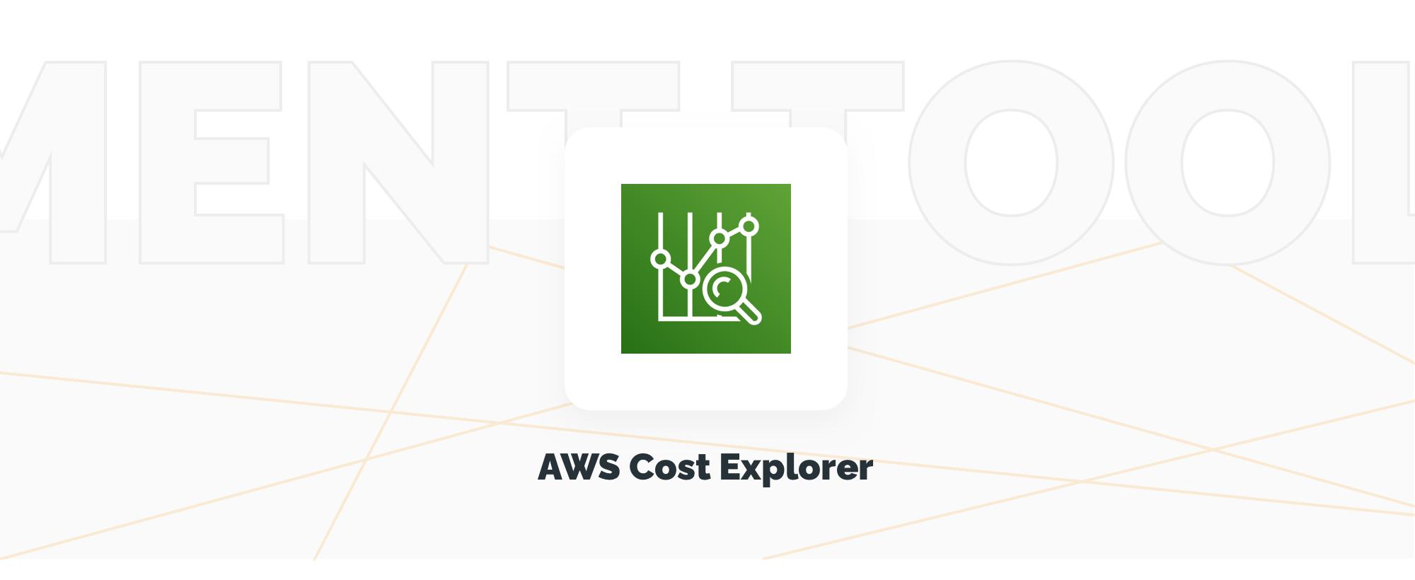 AWS Cost Explorer