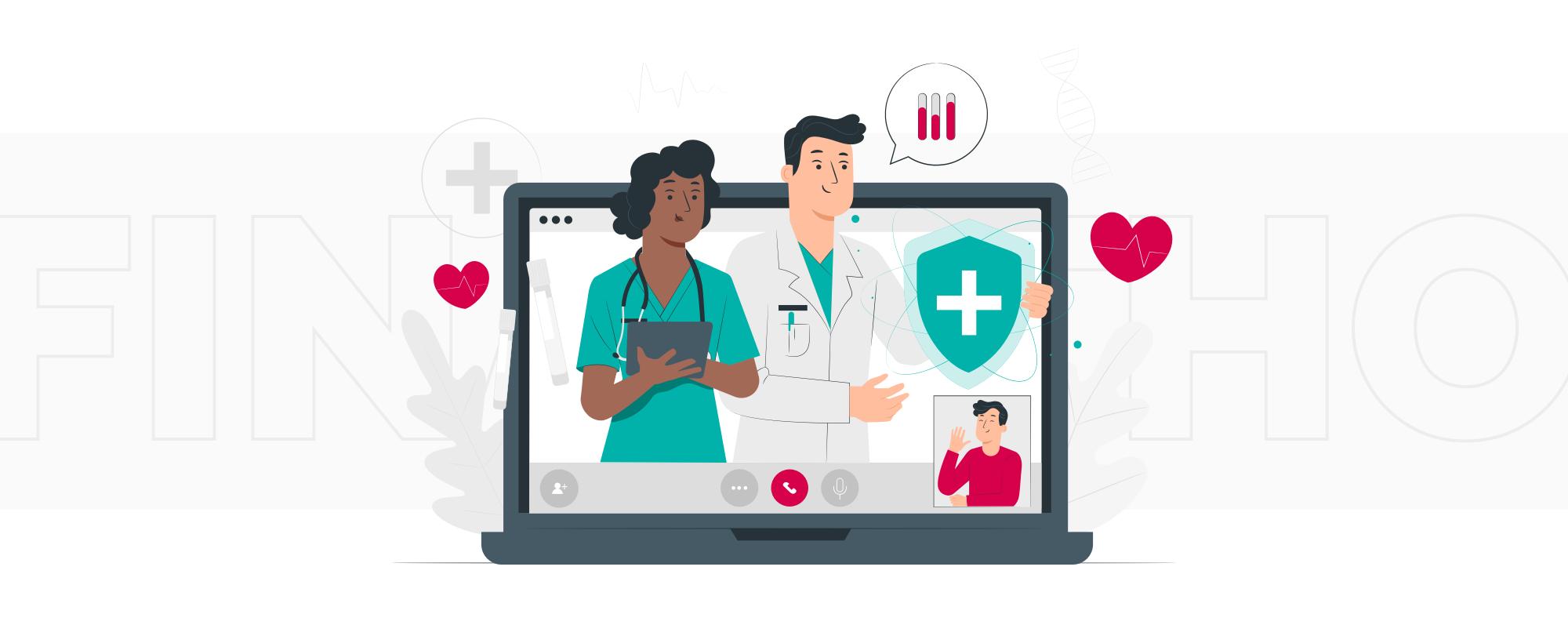 healthtech app examples